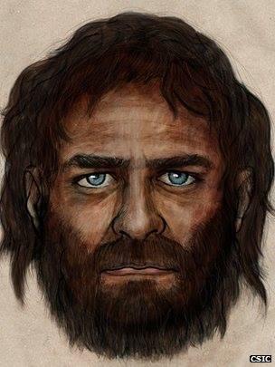 Hombre primitivo de Europa Muy Interesante Mexico